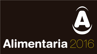 Meet us at the Alimentaria (25th -  28th April 2016) in Barcelona (with